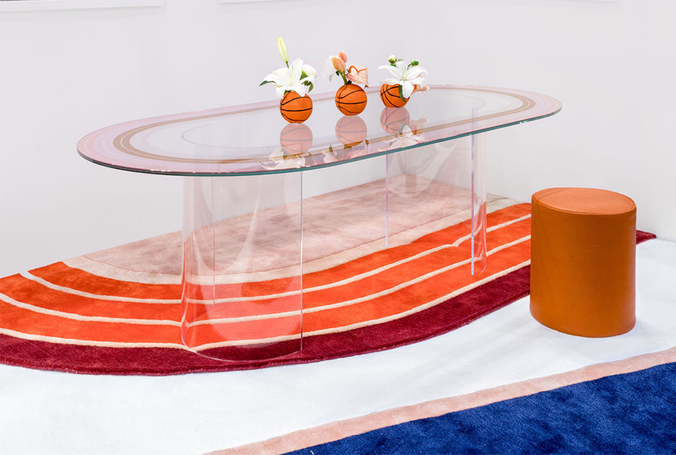 Table collection Pieces