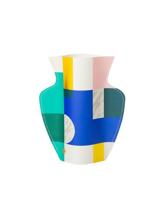 Vase en papier Scala