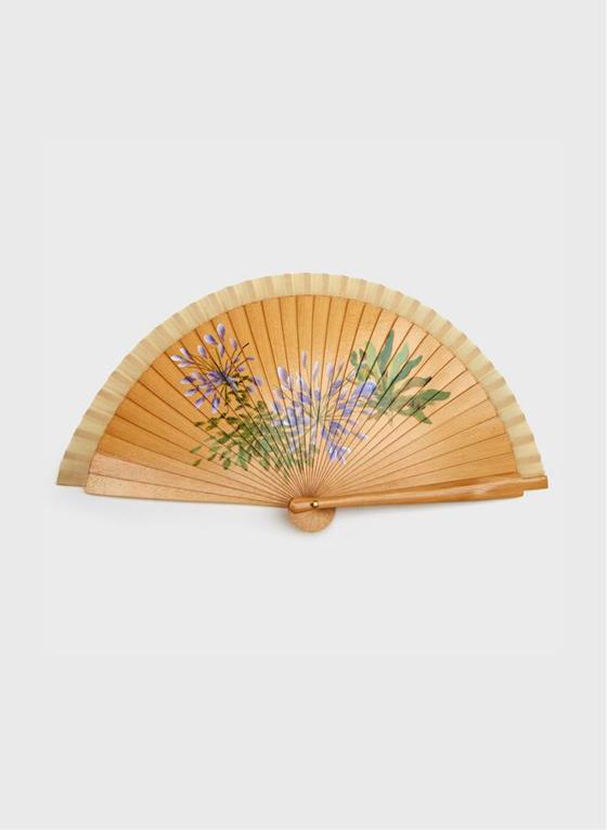 Éventail Floral Fan