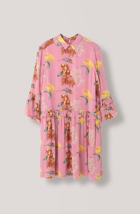 Mini-robe Marceau Georgette