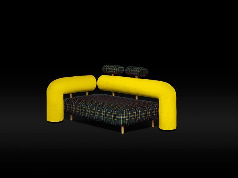 Canapé Disco Gufram