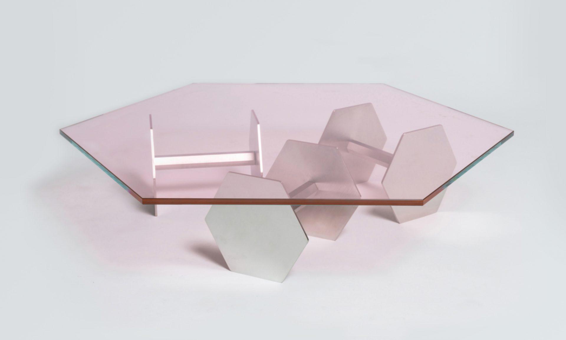 Table basse Manubri