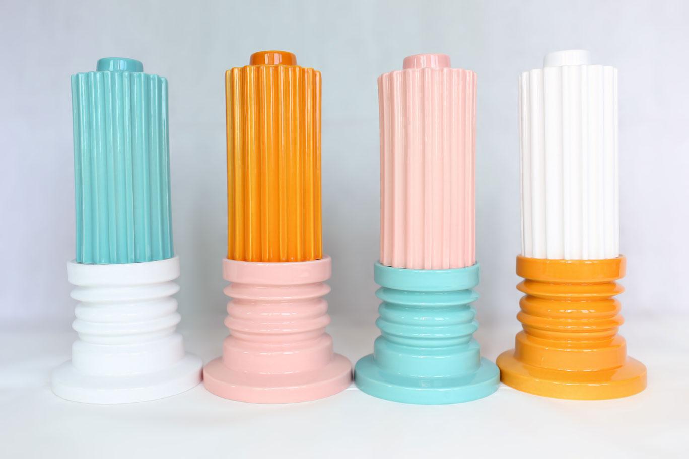 Flute Lamps