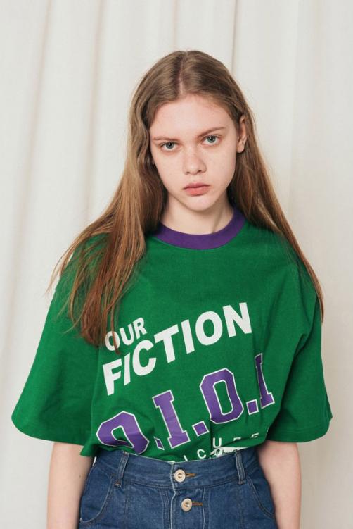 T-shirt Our fiction