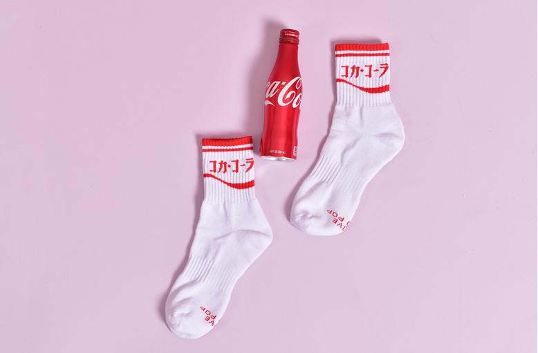 Chaussette Coca-Cola