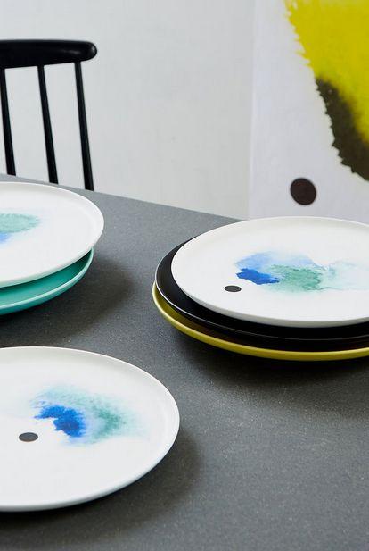 Vaisselles aquarelle