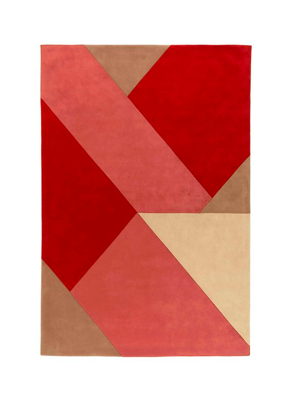 Tapis Polygonal II – Collection Bloom