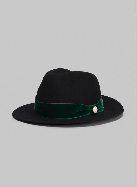 Chapeau Velours