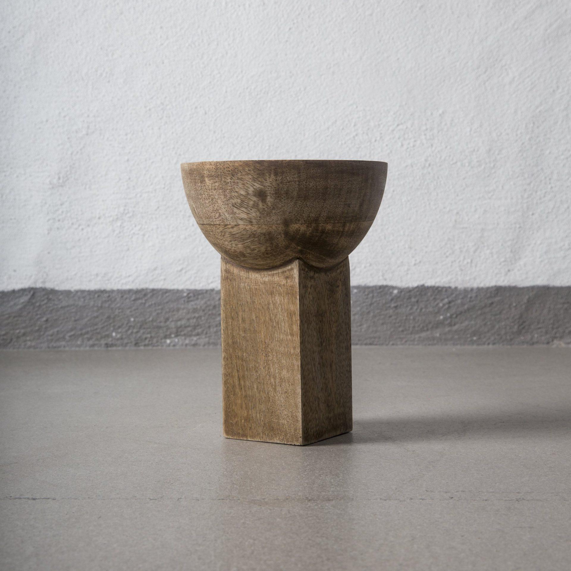 Vase mango Block