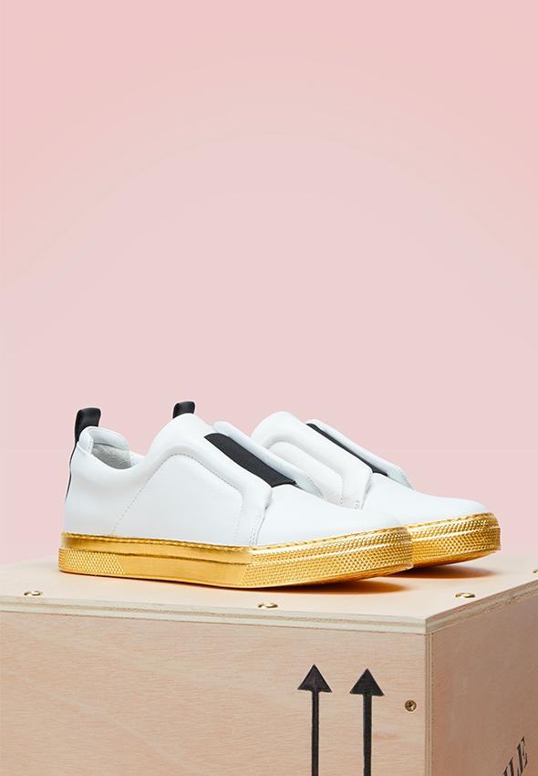 Sneakers Slidor