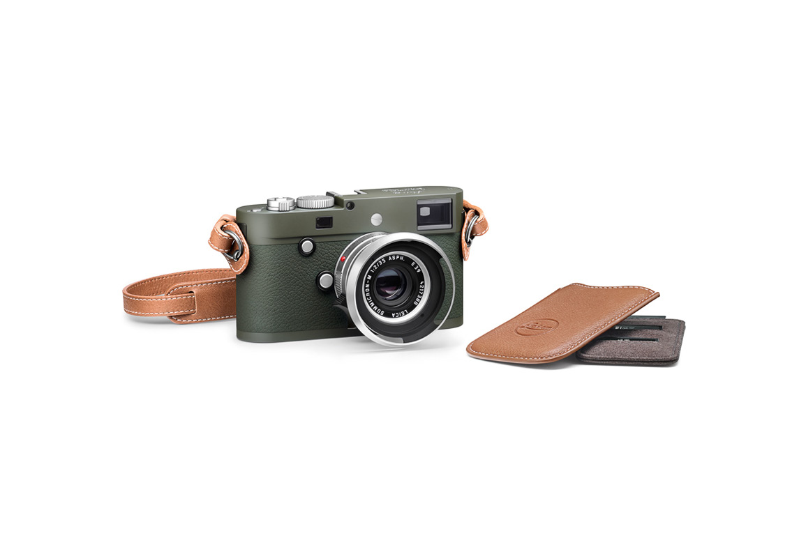 Leica M-P Edition « Safari »