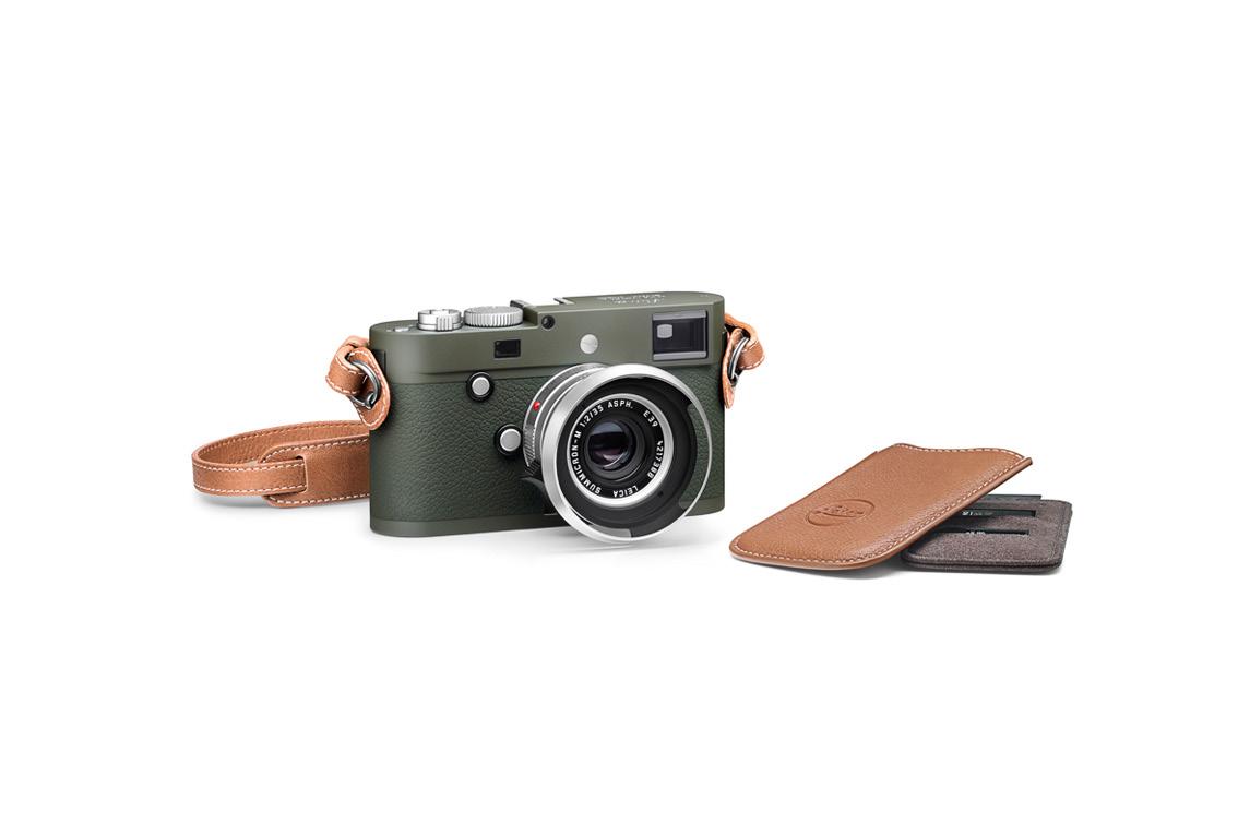 Leica M-P Edition « Safari »