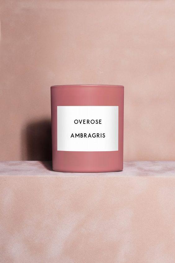 Bougie Ambagris