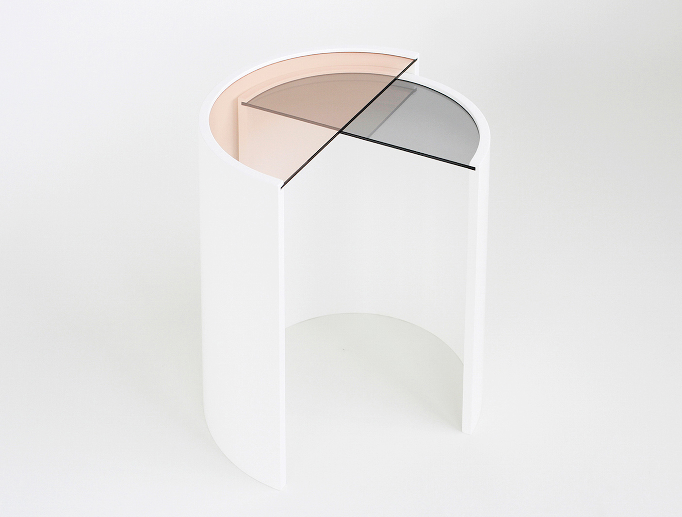 Table Contour Side