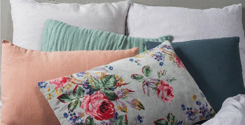 Housse de coussin Flower