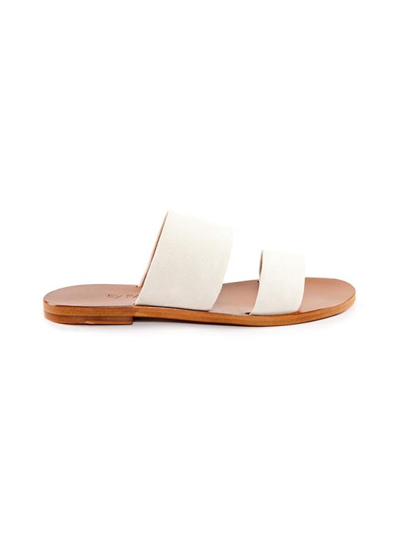 Sandale Sahara White