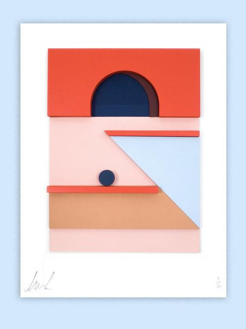 Print - Poolscape