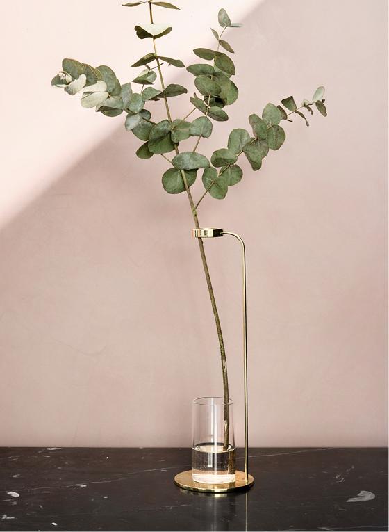 Vase stem