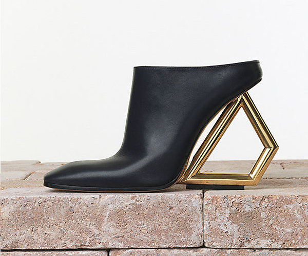 Triangle Heel