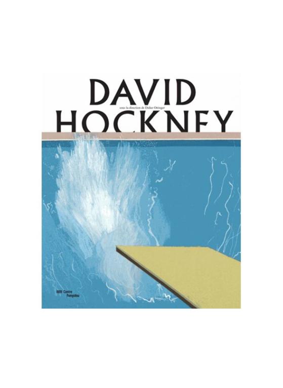 Livre David Hockney