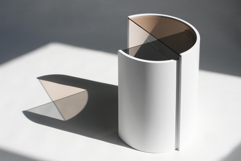 Table Contour Side