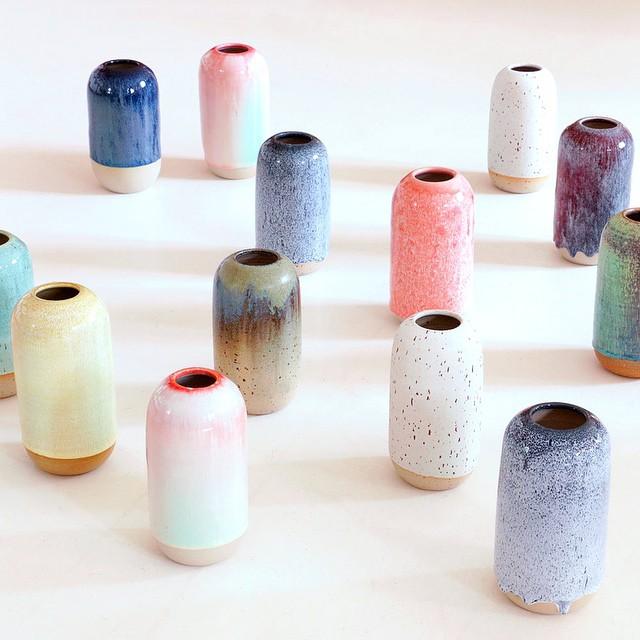 Vases Yuki