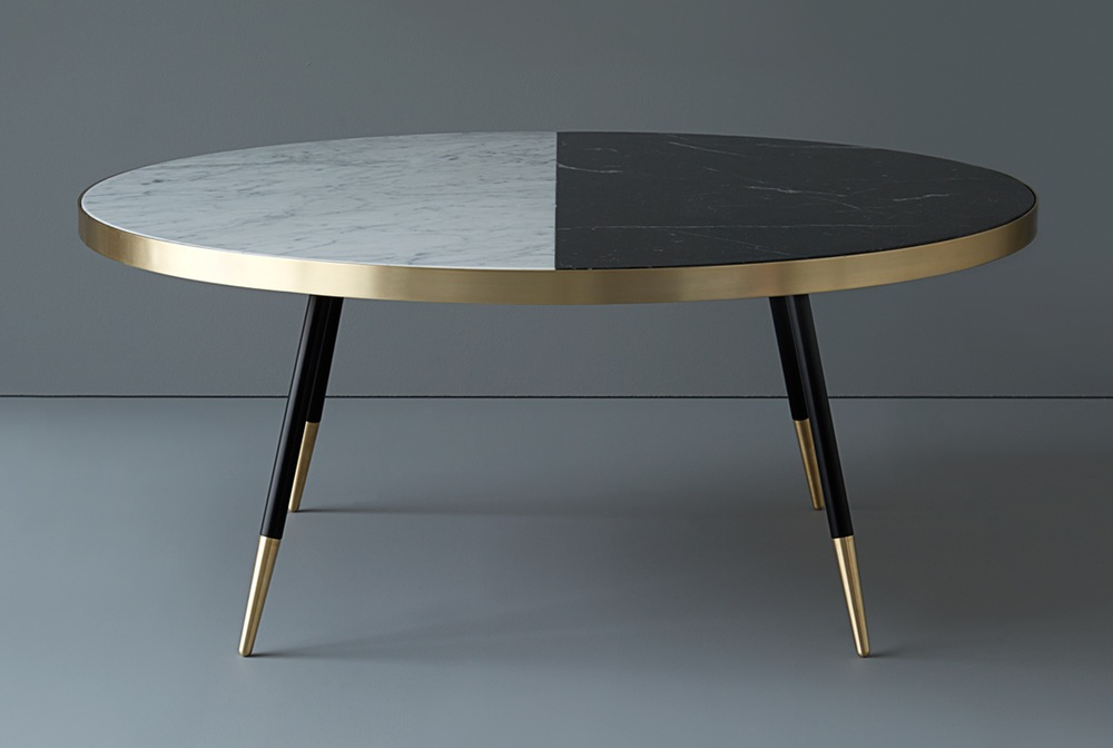 Band Two-Tone Coffee Table