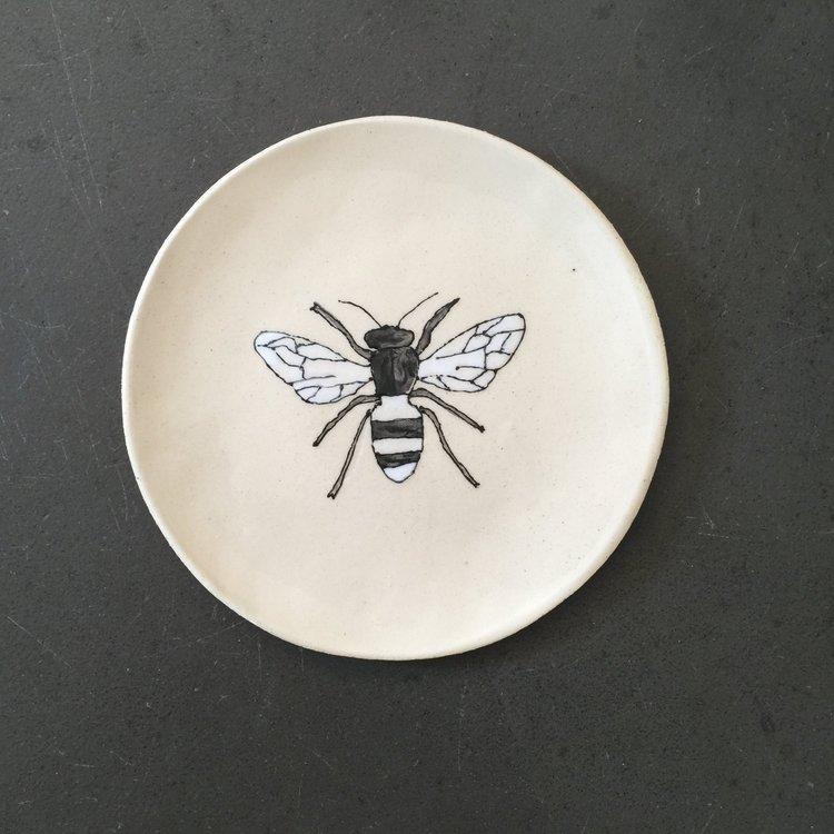 Assiette Bee