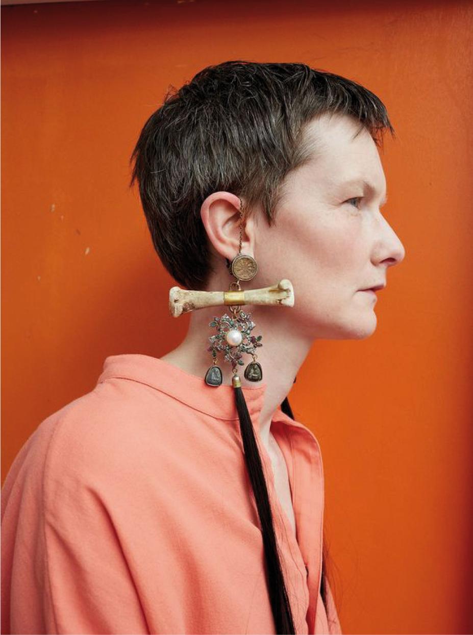 Boucles d'oreilles Campaign