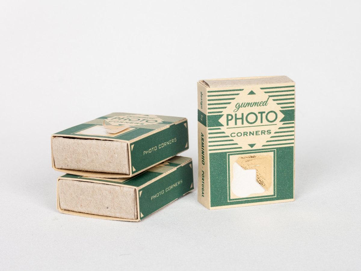 Photo vintage Corner Box