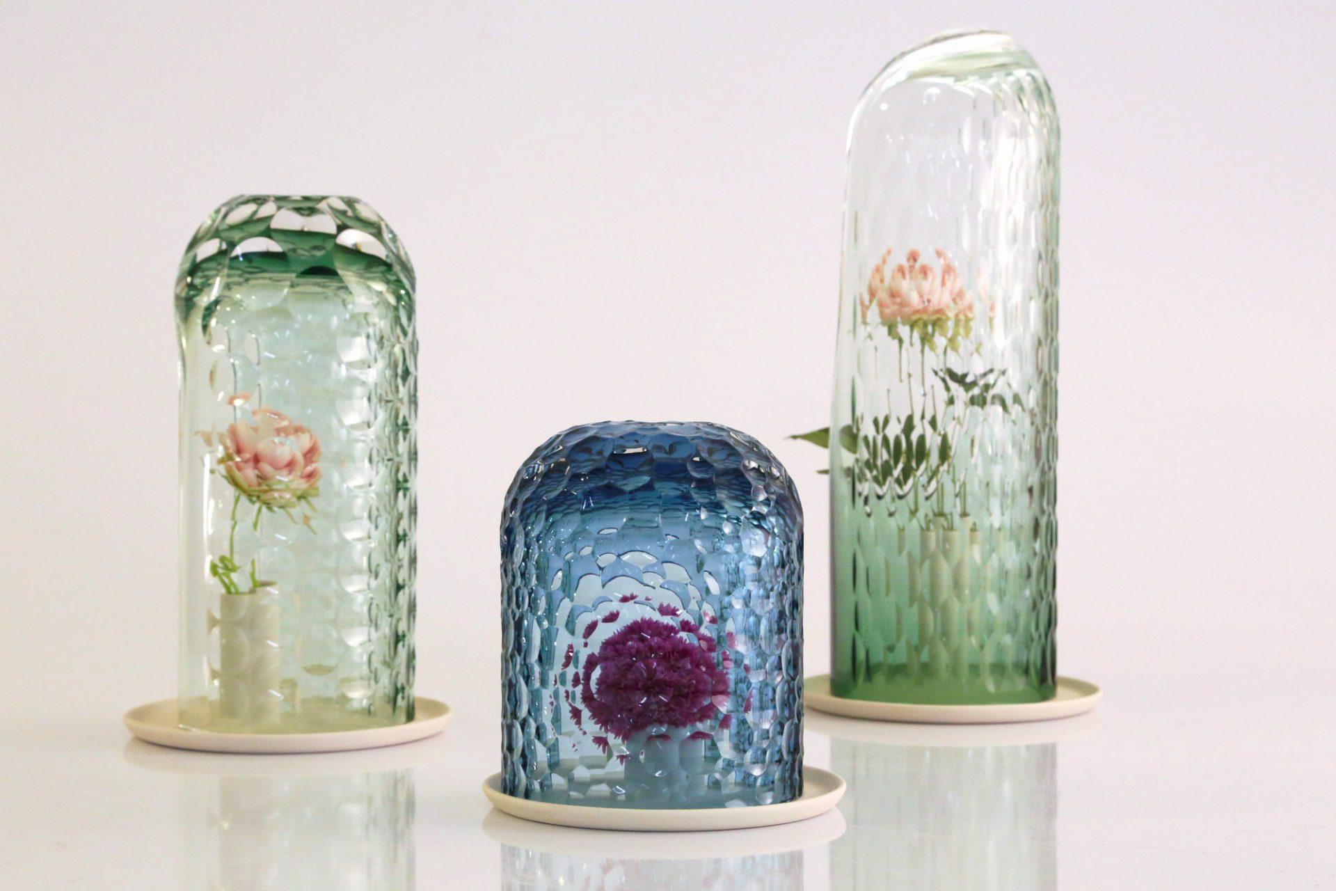 Vase Op Kaleidoscopic