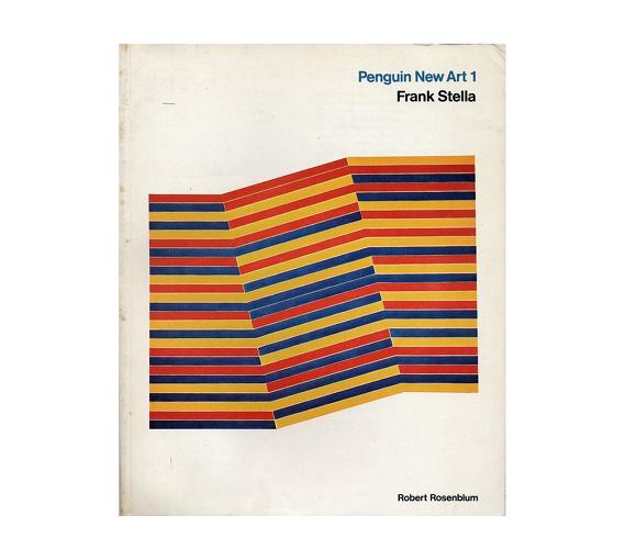 Frank Stella - Penguin new art 1