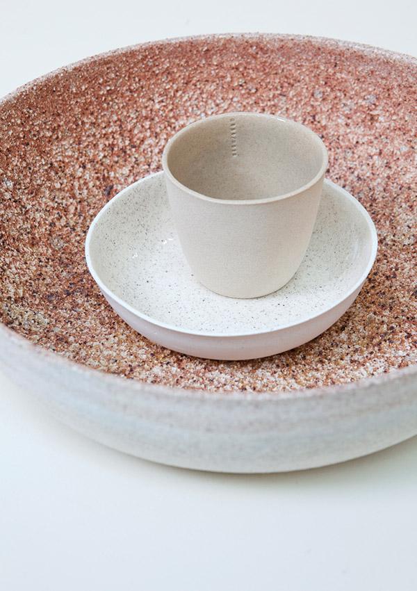 Vaisselles en porcelaine