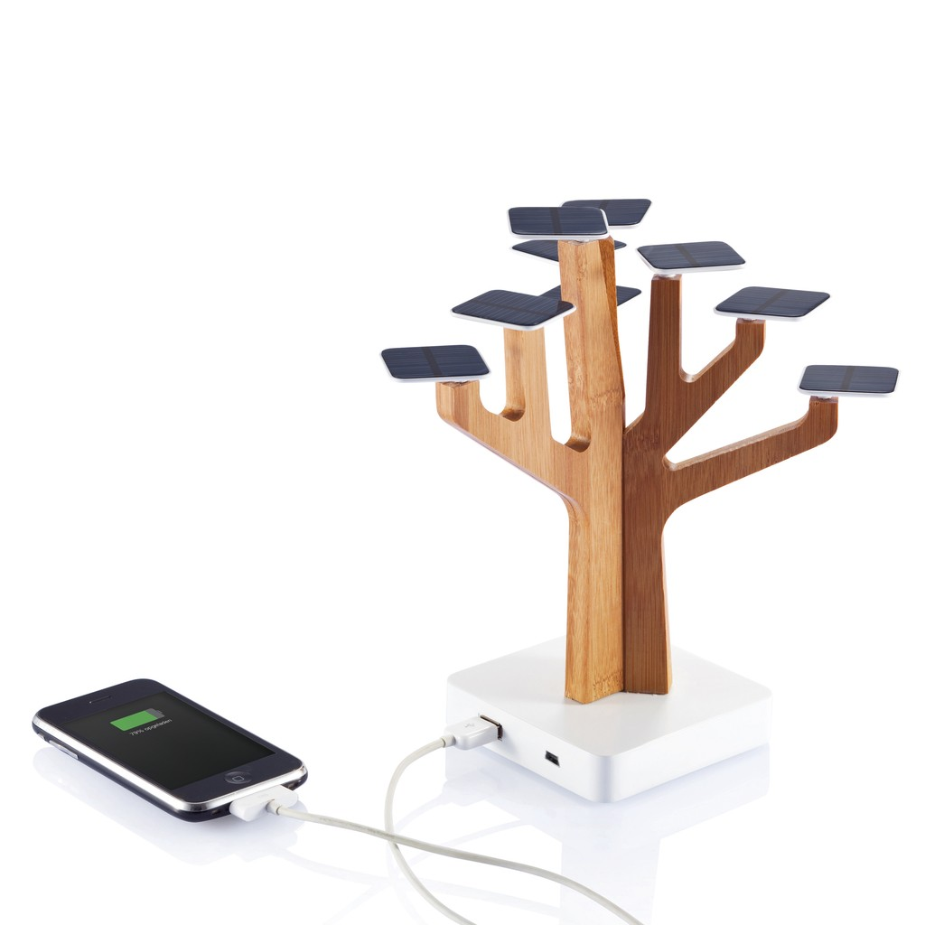 Chargeur solaire SunTree