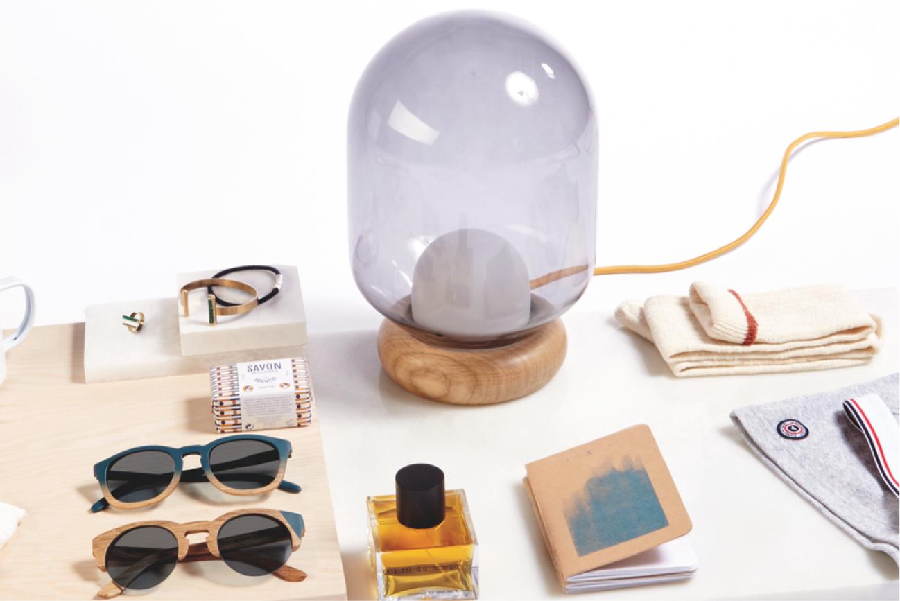 Lampe de table Soffio