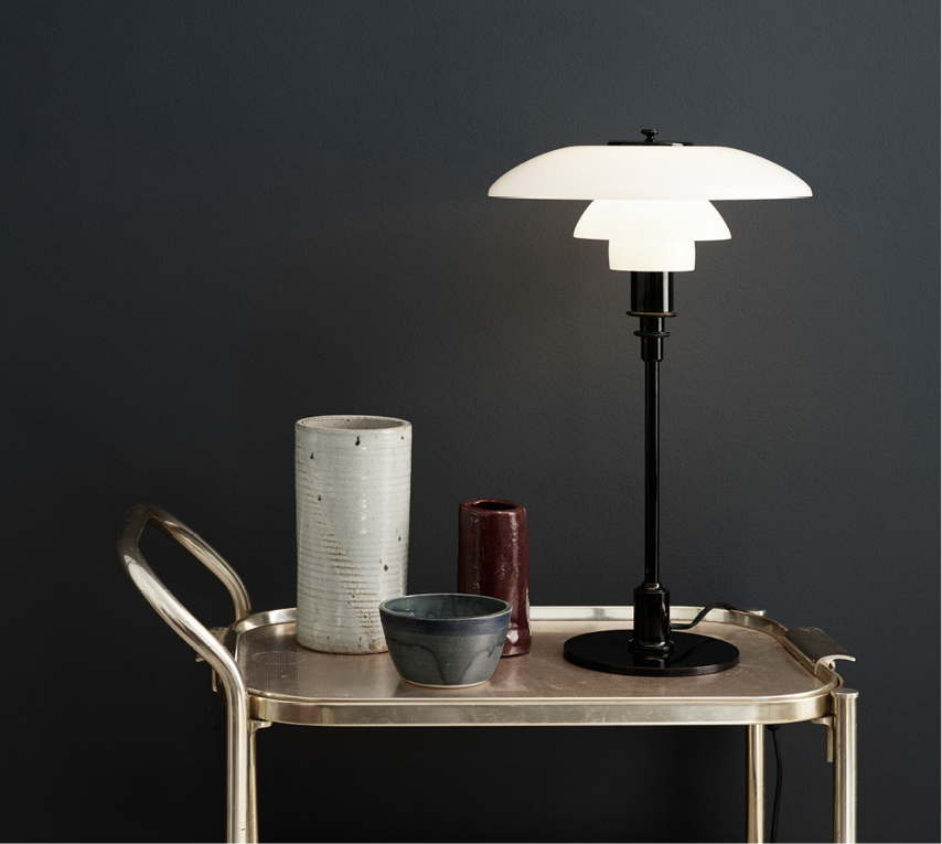 Lampe de table PH 3/2