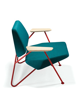 Fauteuil Polygon