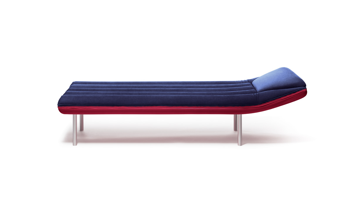 Chaise longue Blow