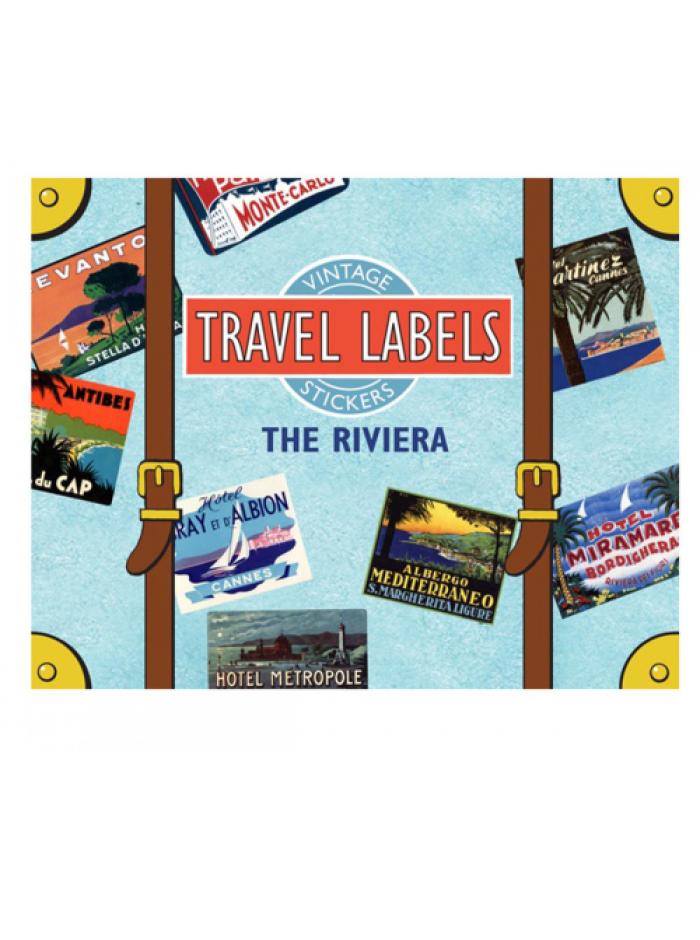 Stickers LA RIVIERA