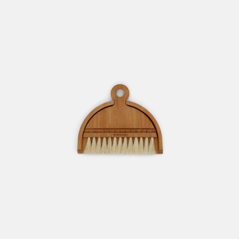 Brosse de table avec pelle
