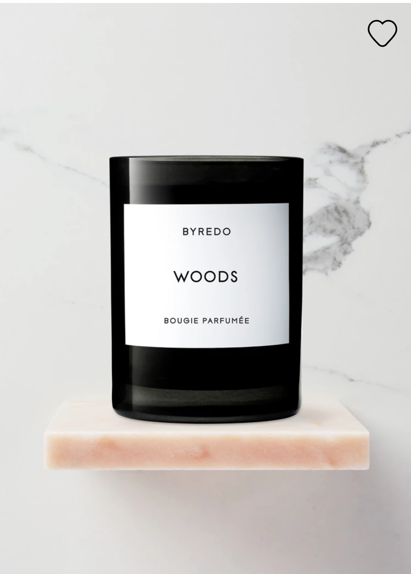Bougie Woods 240 g