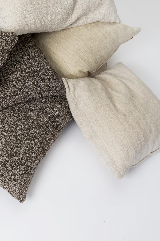Coussin en coton 40x40