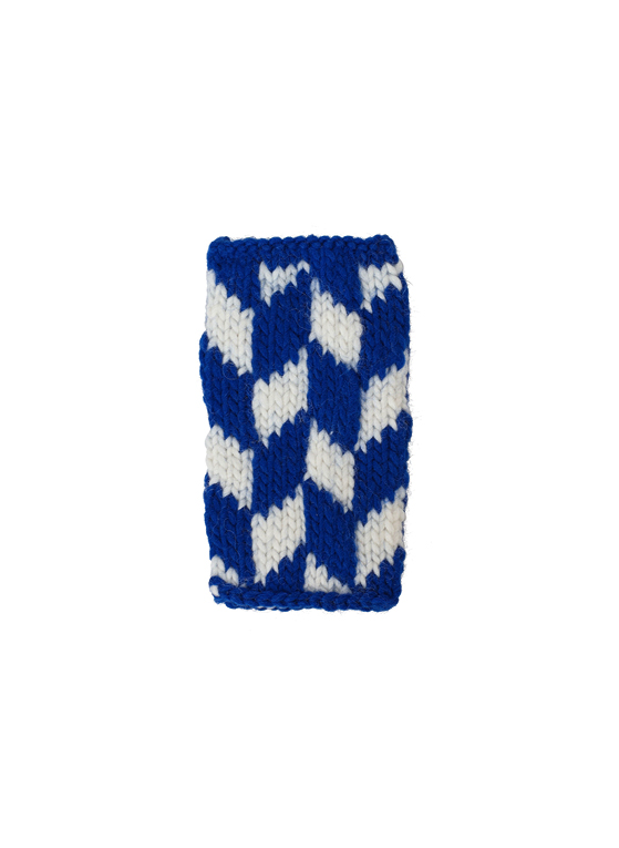 Coque iPhone tricotée