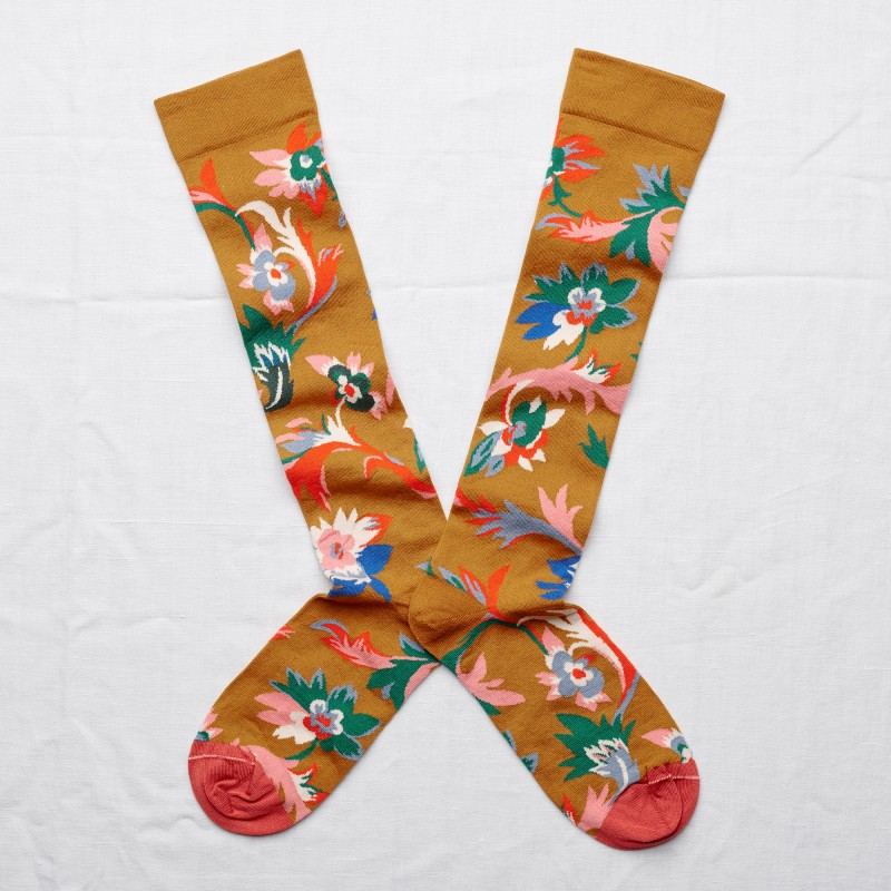 Chaussettes Indienne Cannelle