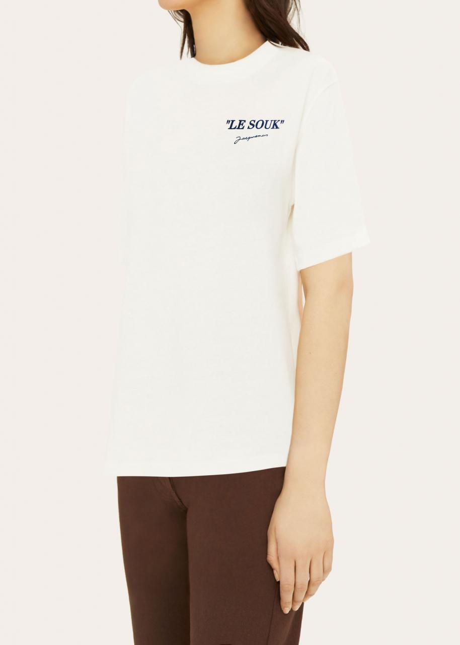 Le T-Shirt brodé Le Souk