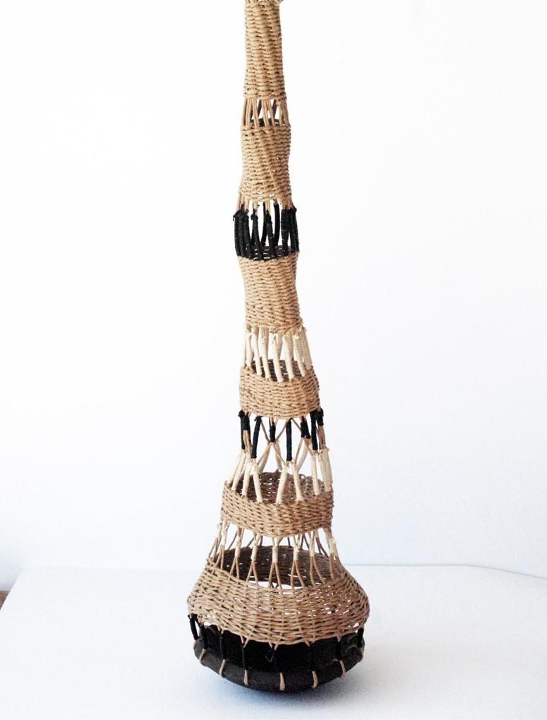 Totem sculptural