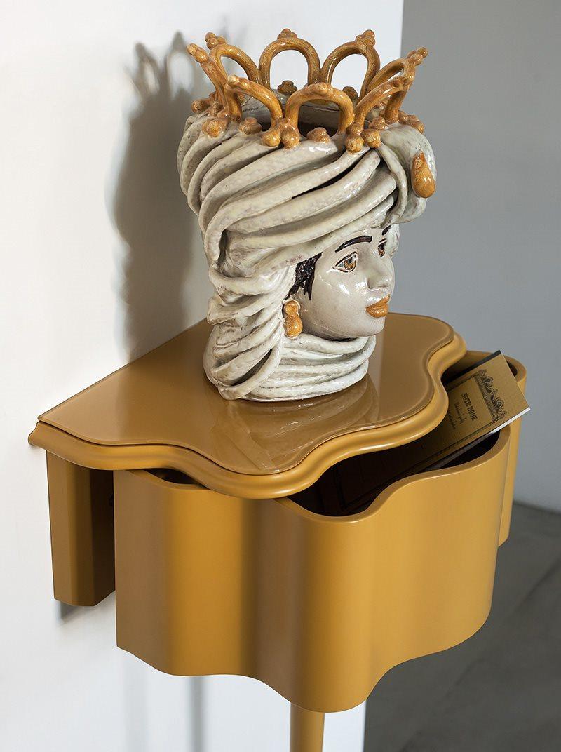 Tête Femme Turban
