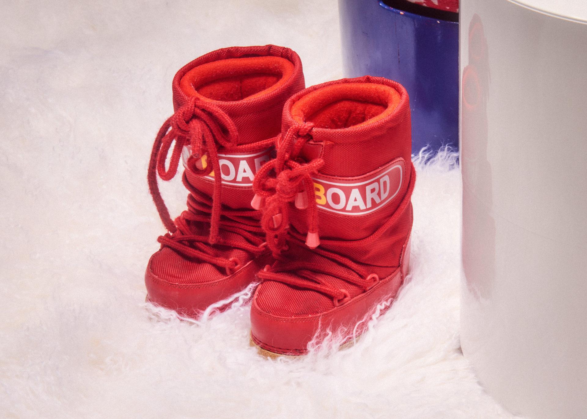 Chaussures après-ski enfant