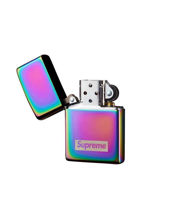 Zippo Spectrum iridescent