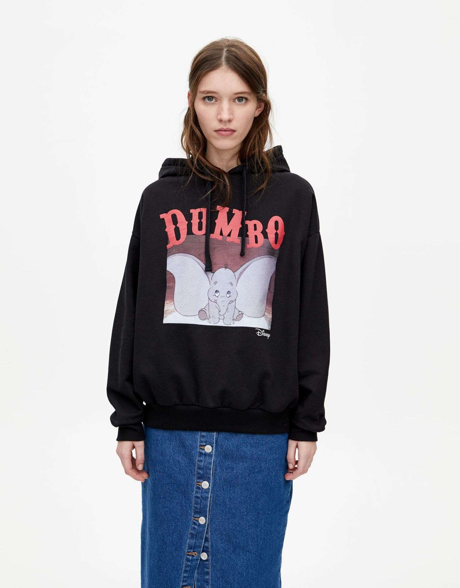 Sweat Dumbo capuche
